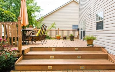 5 Types of Building Materials for Your New Deck
