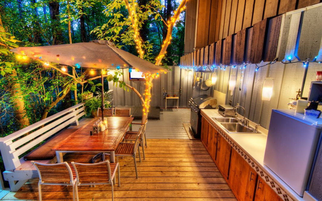3 Deck and Patio Ideas